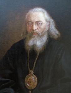 Святитель Лука портрет